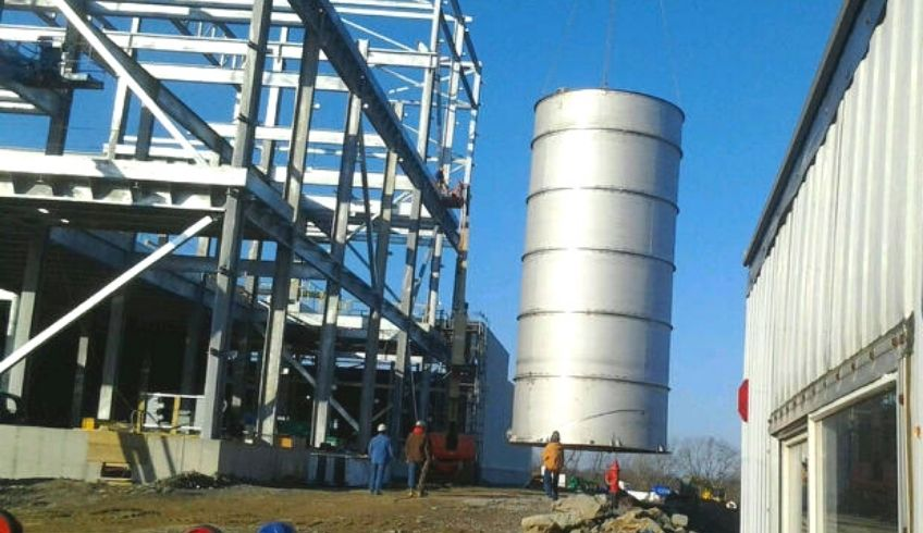 GLM Tank & Pressure Vessel Fabrication